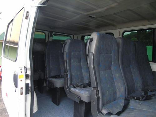 boxer furgão 2.8 hdi 330 passageiro 16 lugares 8v diesel ...