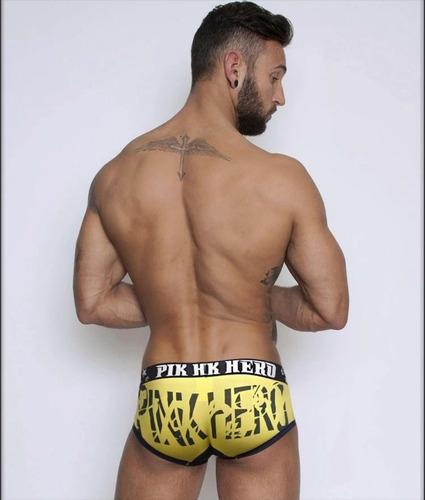 boxer hombre  push up (paquete 2 pzs)