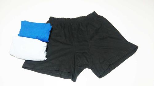 bóxer hombre t grandes-especiales de algodón del 6 al 14