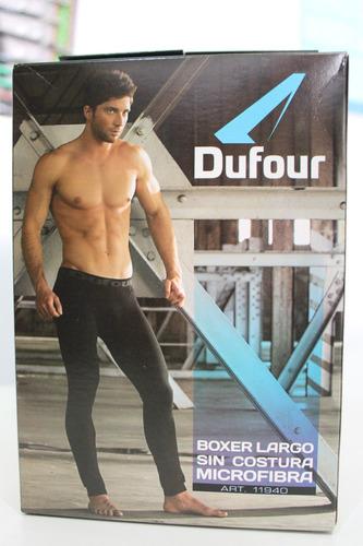 boxer largo calzoncillo calza termico dufour primera piel
