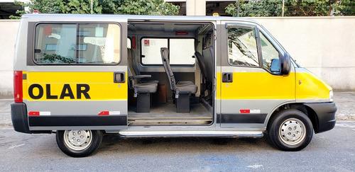 boxer minibus 2013 +ar condicionado