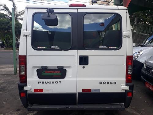 boxer minibus teto baixo 2011