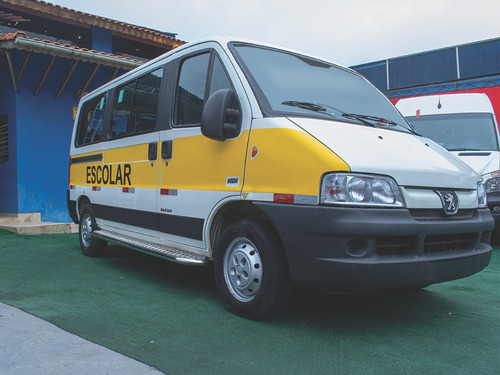 boxer ônibus peugeot