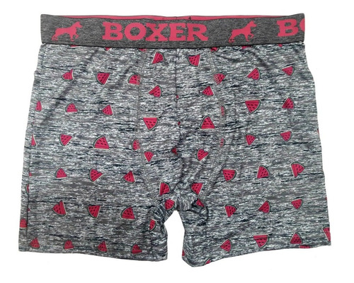 boxer original sublimados - microfibra flex® - deportes - fútbol rugby running training gym nieve agua playa - pack x 4