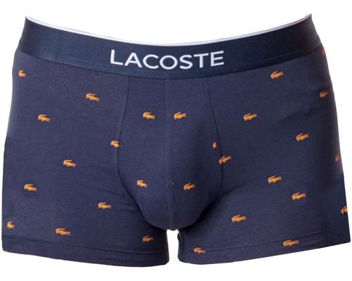 boxer pack x3 lacoste hombre  trunks underwear