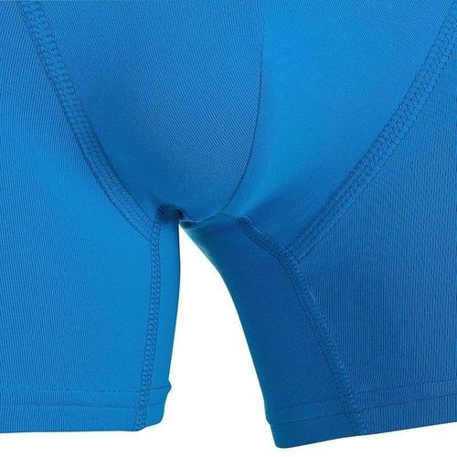 boxer para hombre transpirable azul para correr
