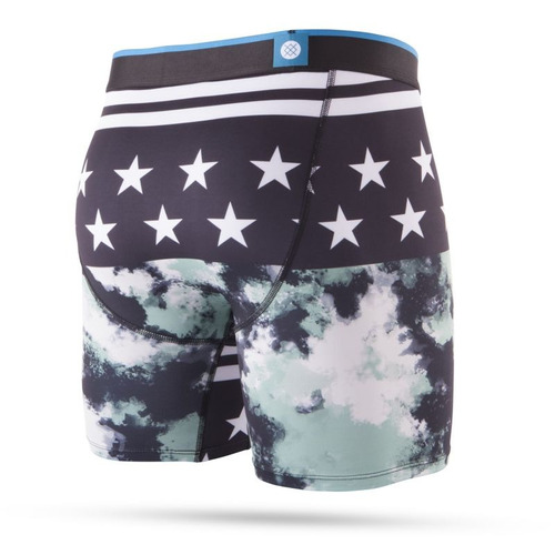 boxer stance nevermind green l