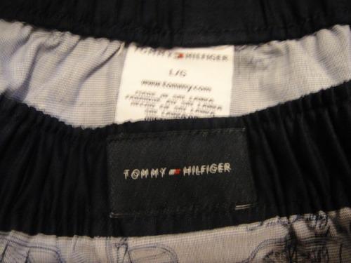 boxer tommy hifilger celeste botellas talla xlarge ( 816 )
