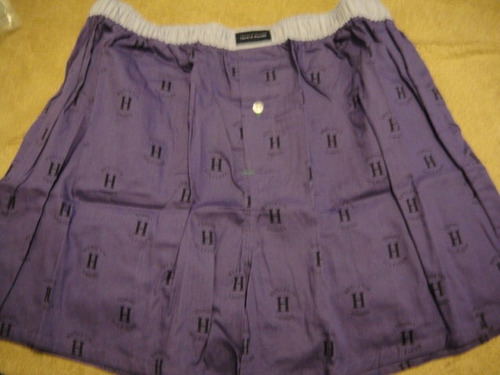 boxer tommy hifilger lila talla large ( 842 )