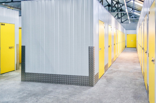 boxes, mini depósitos y self-storage