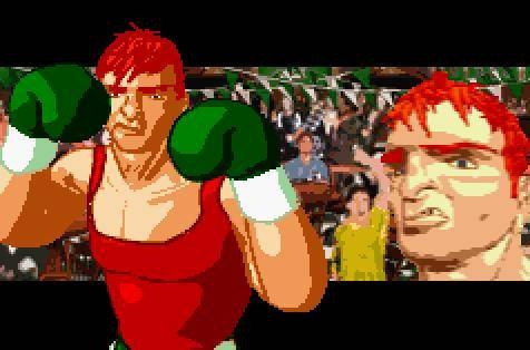 boxing fever/ game boy advance/