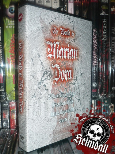 Boxset 3 Dvd World Marian Dora Gore Nekromantik Guinea Pig