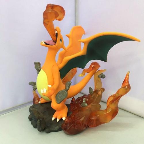boxstore ] charizard pokemon figura 15 cm importada