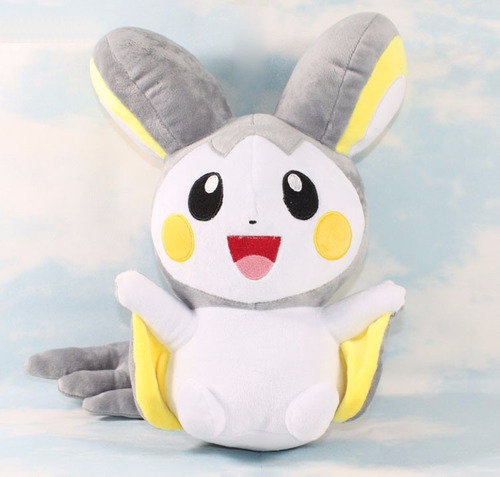 boxstore ] pokemon emolga peluche pokemon center 31 cm