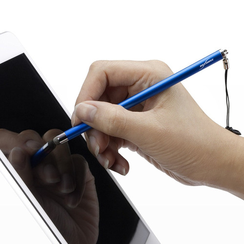 boxwave evertouch slimline capacitiva stylus para lg g stylo