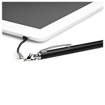 boxwave slimline capacitiva stylus para ipad 3, nuevo