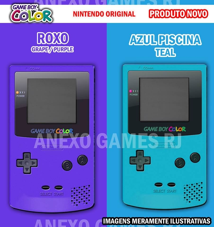 Game boy color quanto custa - Game Boy Color Quanto Custa
