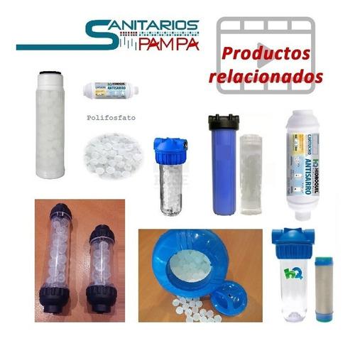 boya anti sarro tanque + sal de polifosfato aleman