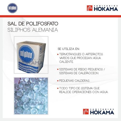 boya antisarro filtro polifosfato tanque agua dura equimec