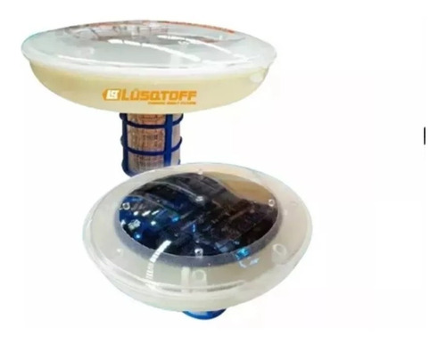 boya ionizador solar pileta piscina purificador + envio