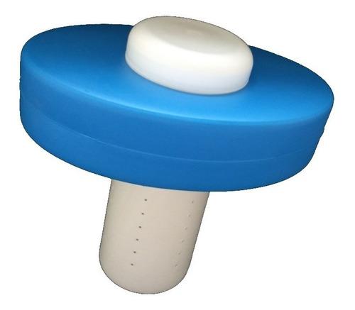 boya pileta satélite dosificadora para pastilla cloro kaczur