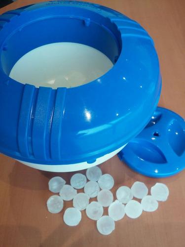 boya sal polifosfato sarro filtro piedras tanques h/1200 lts