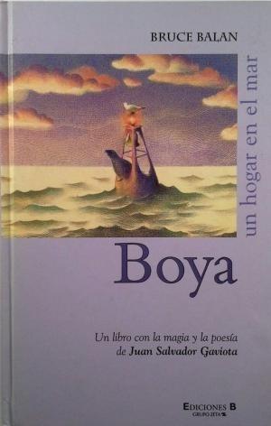 boya, un hogar en el mar - bruce balan