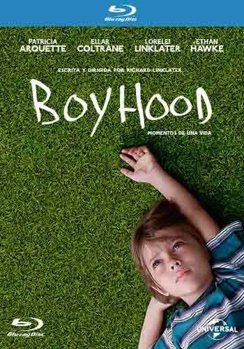 boyhood momentos de una vida pelicula blu-ray