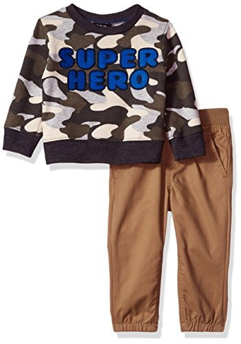 boys rock baby boys  x26 39 2pc fashion fleece sudadera con