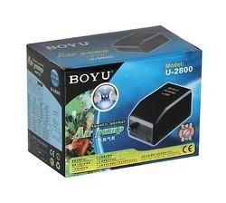 boyu - u-2800 - compressor de ar - 1.2 w - 2 l/m - 110 v