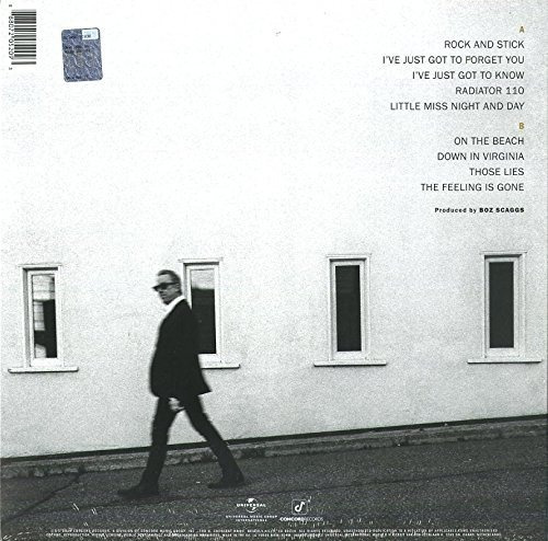 boz scaggs out of the blues vinilo + 7  limitado nuevo imp