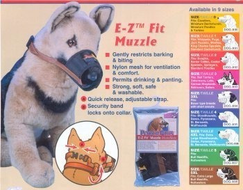 bozal nylon para boxer o perros hocico corto