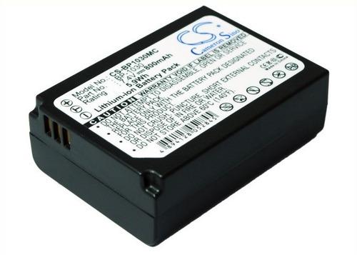 bp-1030 bateria alternativa samsung series nx / ev