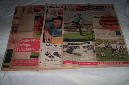 bpcolor suplementos deportivos el album del mundial 1966.lea