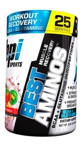 bpi sports best amino 25 servicios aminoácidos