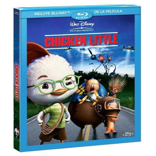 br - chicken little