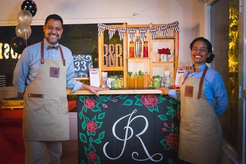 b&r coctelería itinerante ( barra móvil y cocteles )