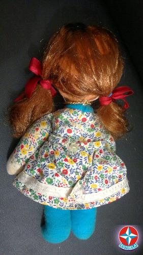 br678 - boneca mami da estrela,década de 70 frete grátis