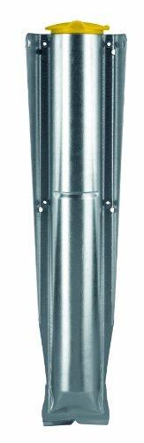 brabantia suelo lanza - - metal de metal gris - 50 mm fro ro