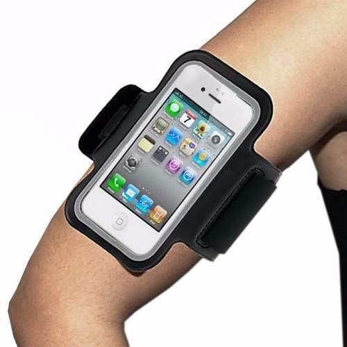 braçadeira armband apple iphone 3g, 3gs, 4, 4s, 5, 5c, 5s