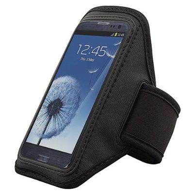 braçadeira armband samsung iphone ipode l5 neoprene