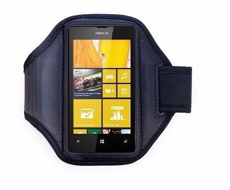 braçadeira p/ celular - armband - 525, 625, 625