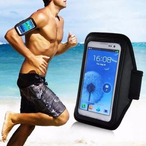 braçadeira p/ celular armband - sony - xperia s