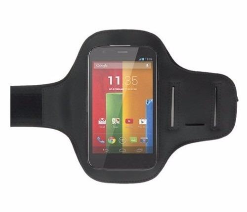 braçadeira porta celular universal
