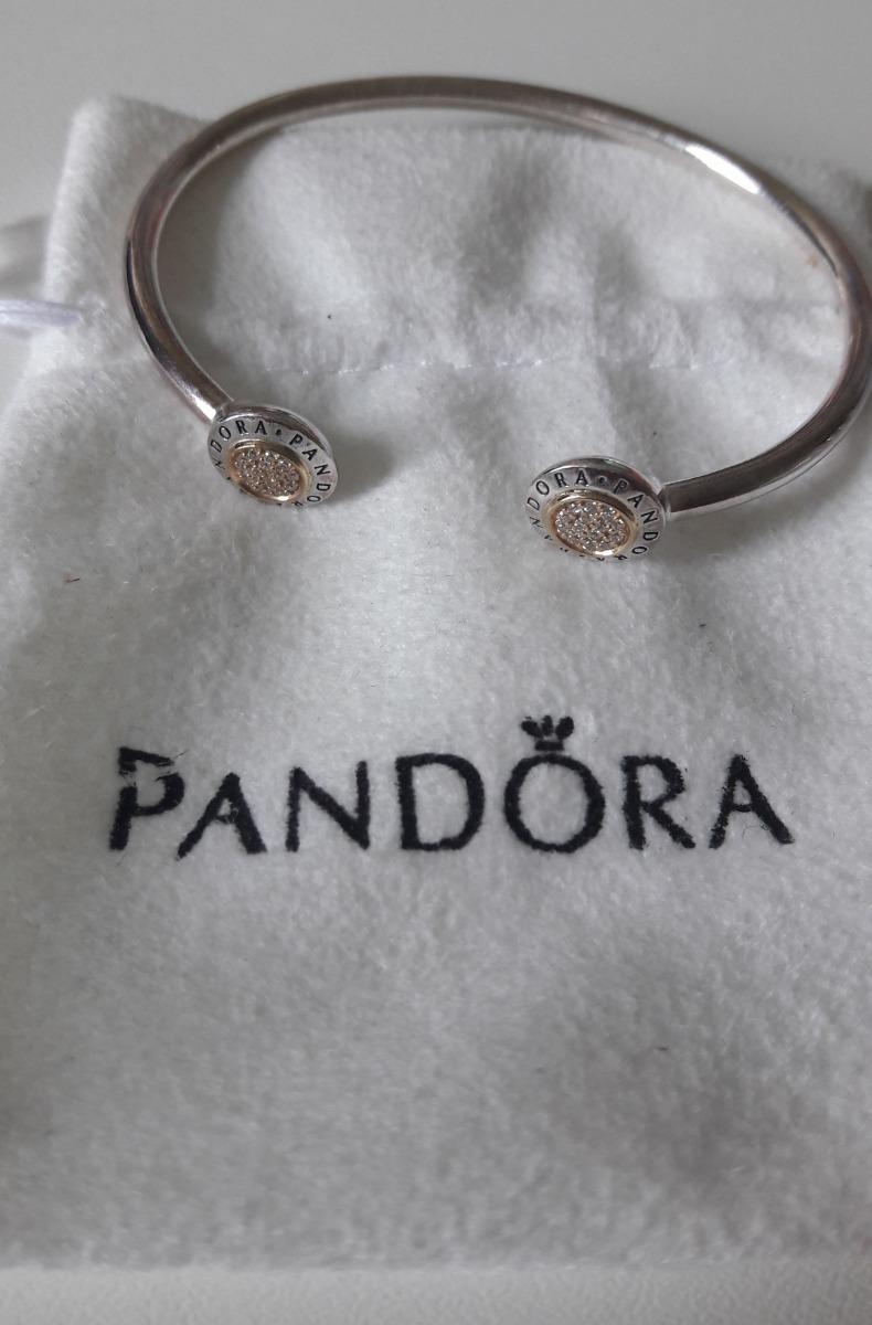 4a416658a Bracelete Aberto - Pandora - R$ 230,00 em Mercado Livre