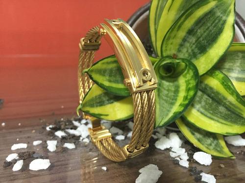 bracelete aco pulseira masculina