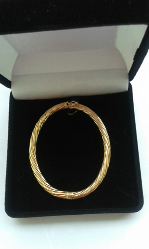 bracelete em ouro 18 k,joia rara,12 grs,lindíssima, spaulo.