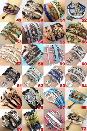 bracelete feminina pulseira