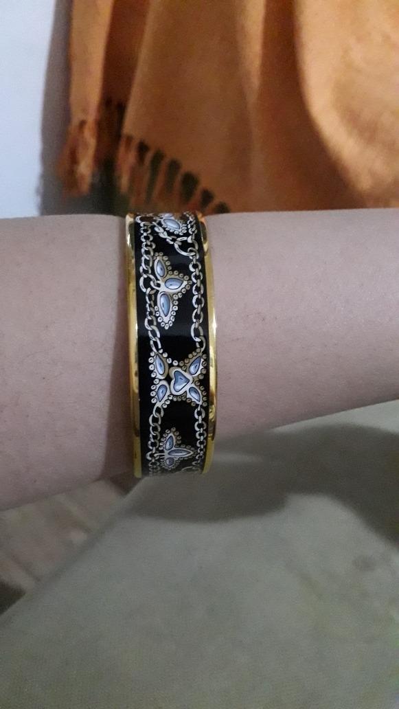 5d2f28bfe88 bracelete hermes original. Carregando zoom.