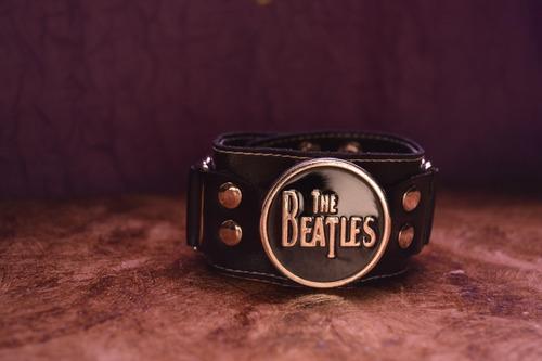 bracelete, pulseira - banda, rock beatles